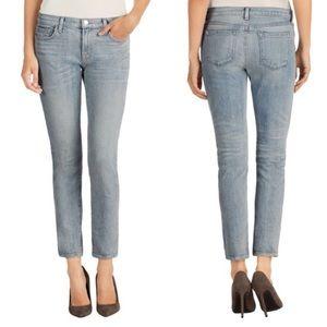 J Brand Cropped Ellis Straight Leg Jeans Q3155